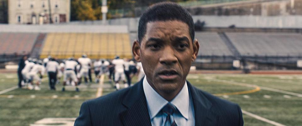 "Will Smith in ""Concussion."""