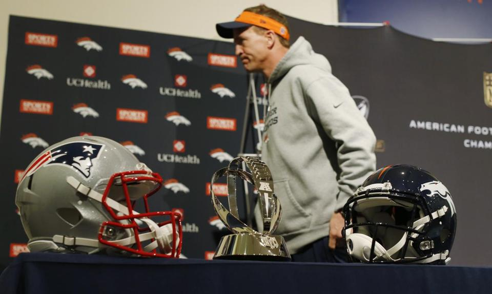 Peyton manning calls it a great honor to face tom brady the peyton manning and tom brady will meet for the 17th time this sunday m4hsunfo