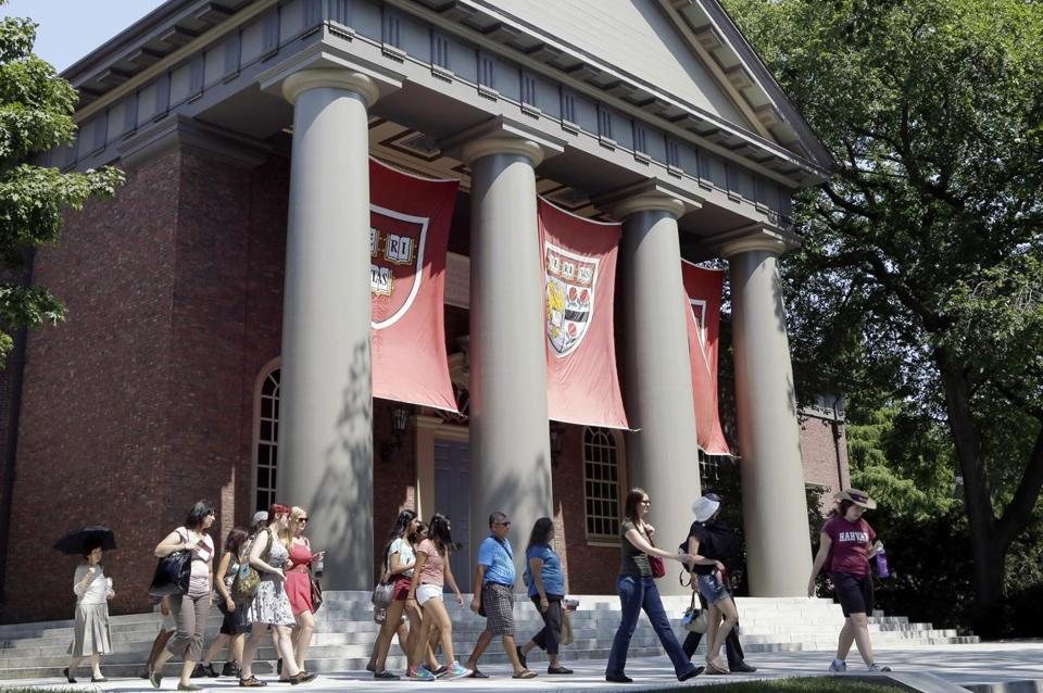 Harvard University received $1.05 billion in charitable contributions last year.