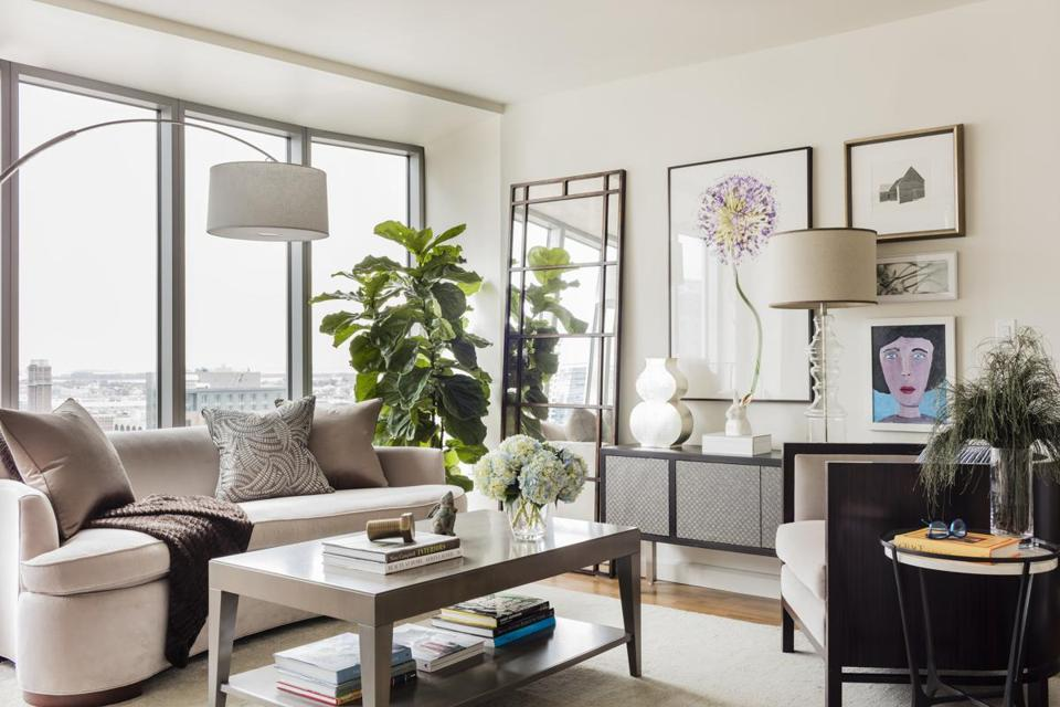 The Boston Globe Tweet Share Alluring High Quality Pieces Were Added To Living Room