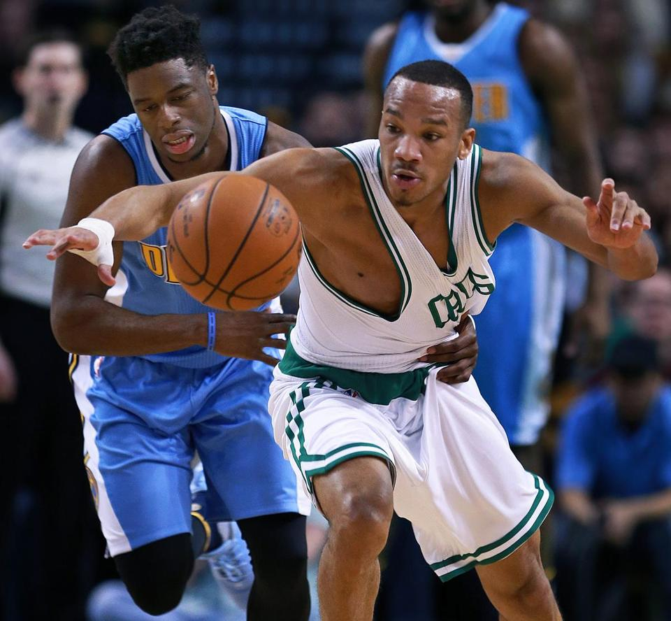 Avery Bradley Shoots Celtics Past Nuggets
