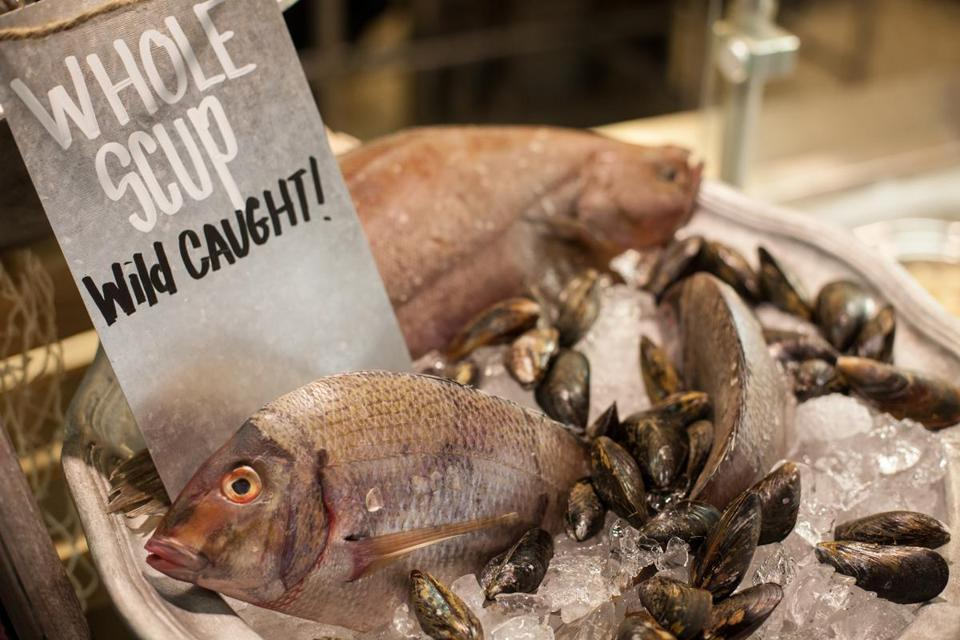 4 simple steps you can take to eat sustainable seafood