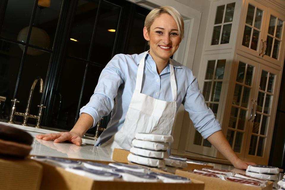 Kirstyn Pearl is the owner of Seacoast Sweets.