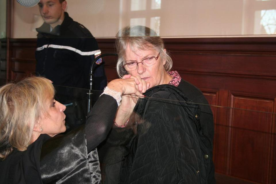Jacqueline Sauvage received a 10-year sentence for the 2012 murder of the man who abused her for nearly 50 years..