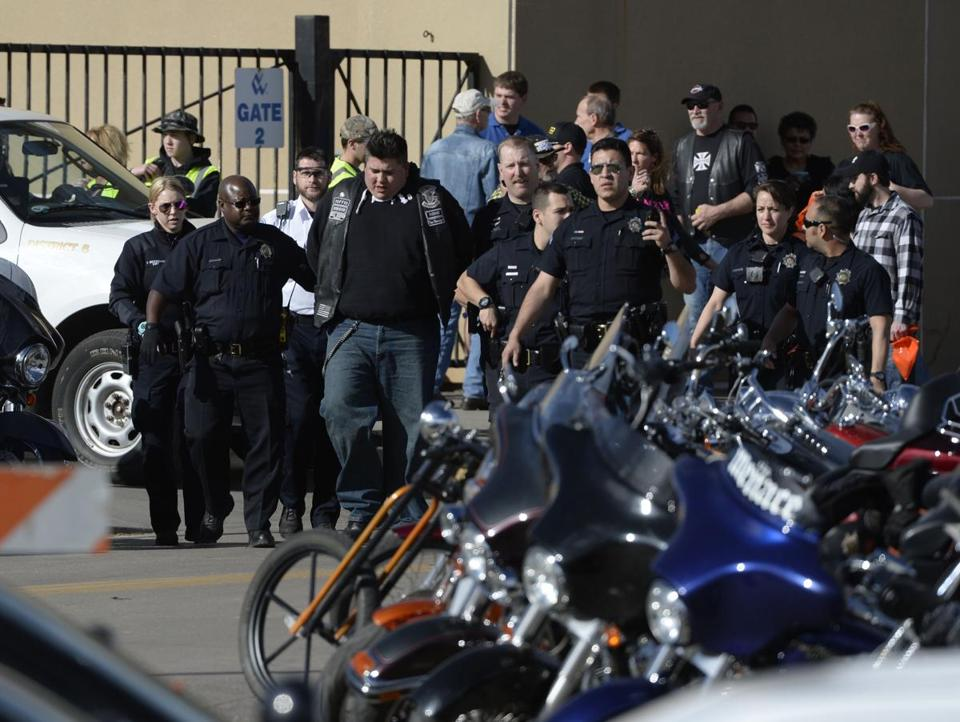 motorcycle shooting d  One dead and several wounded in shooting at Colorado Motorcycle Expo ...
