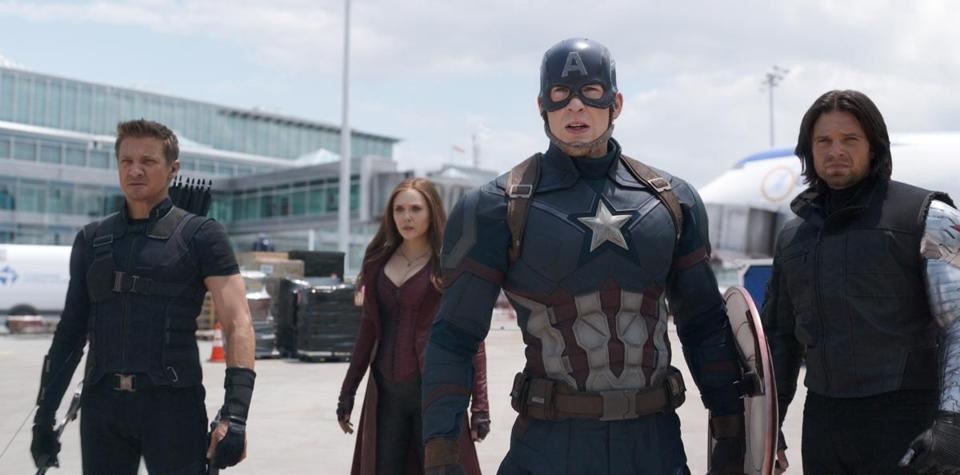 "The upcoming ""Captain America: Civil War"" was filmed at least partially in Georgia."