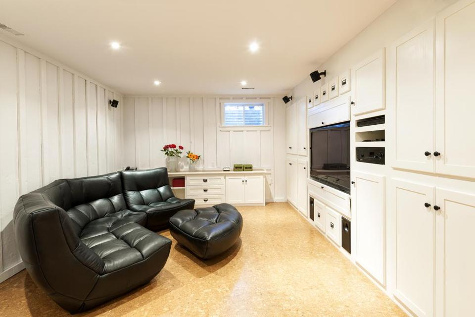 Is That Renovation Really Worth It The Boston Globe Magnificent Basement Remodeling Boston Ideas Design