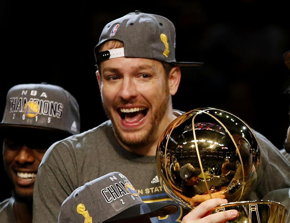 David Lee excited to join Warriors at White House - The ...