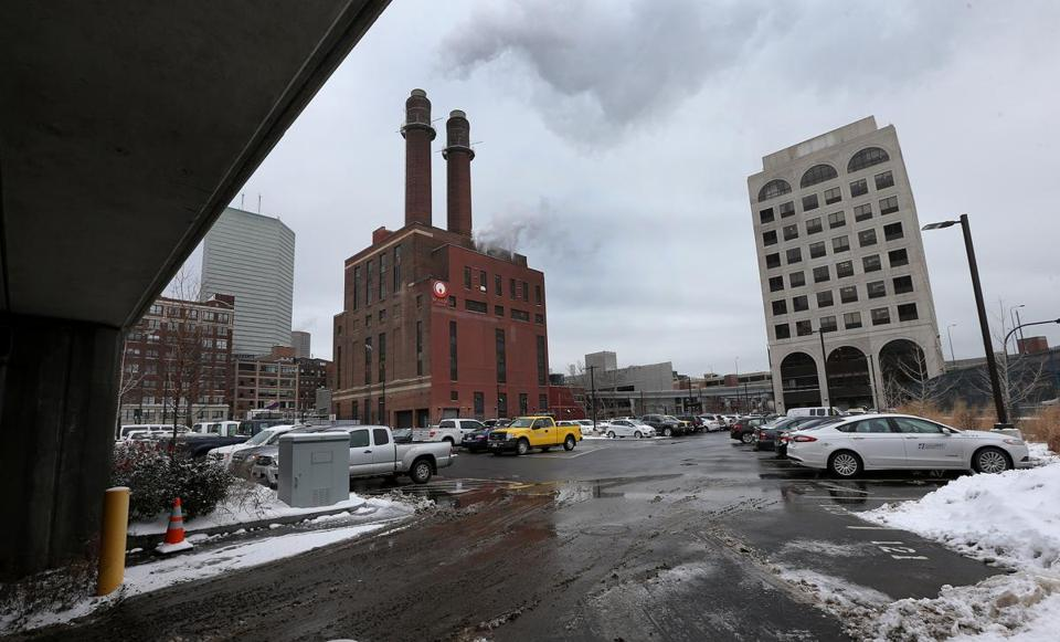 Boston Steam Plant Site To Be Redeveloped The Boston Globe