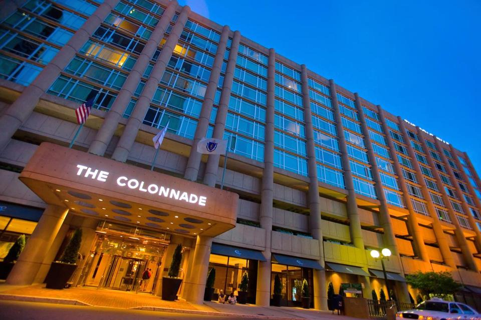 The Colonnade returns as a Hotel Week Boston participant.