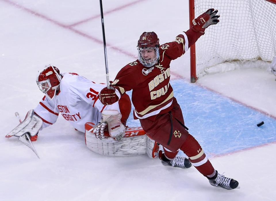 NCAA: Beanpot Is A Players' Game