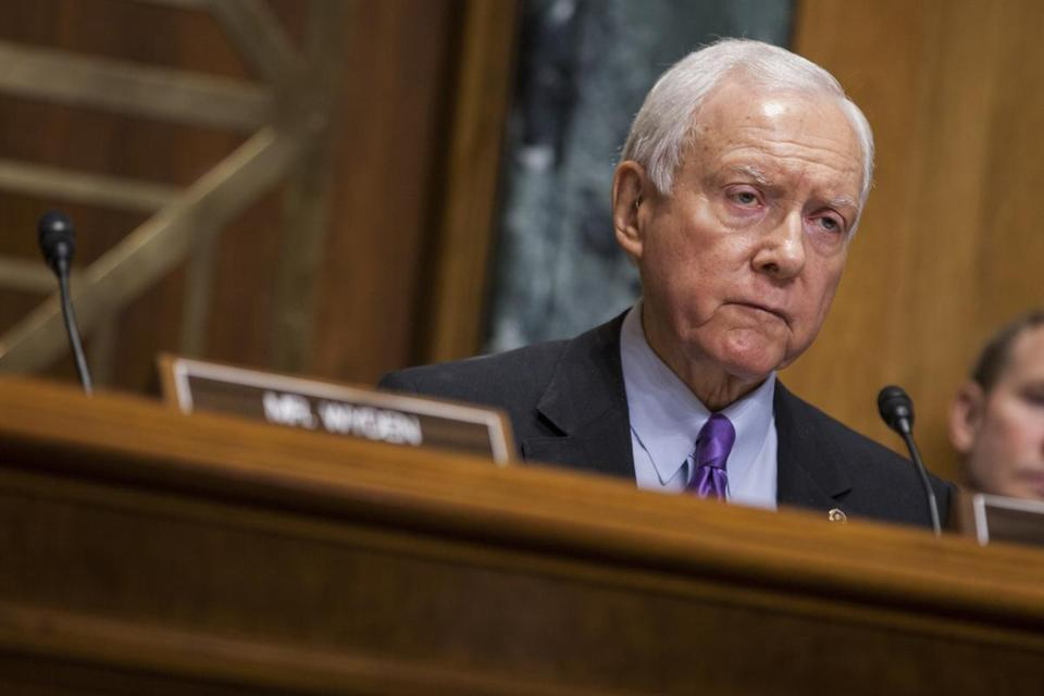 """As Congress moves forward with efforts to reform the tax code, it is prudent we gather as much information as possible about how preferences in the tax code are applied,"" said US Senator Orrin Hatch, a Utah Republican who chairs the Senate Finance Committee."
