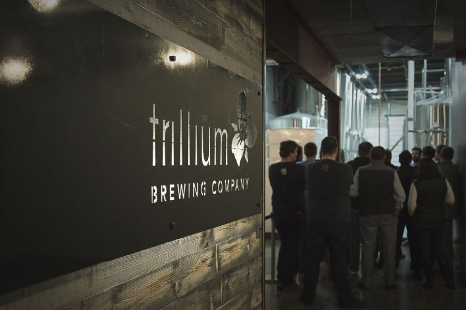 The Greenway Conservancy solicited bids for the project from brewers, food truck operators, and restaurant groups before selecting Trillium.