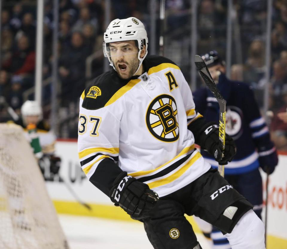 Patrice Bergeron, Adam McQuaid Are Game-time Decisions For