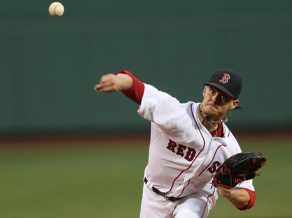 """I always found him to be a good-hearted person,"" said Clay Buchholz of Donald Trump. ""He's a lot of fun."""