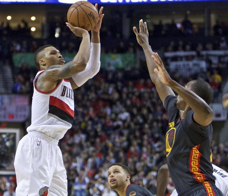 Blazers Score: NBA Roundup: Damian Lillard Scores 51 Points As Trail