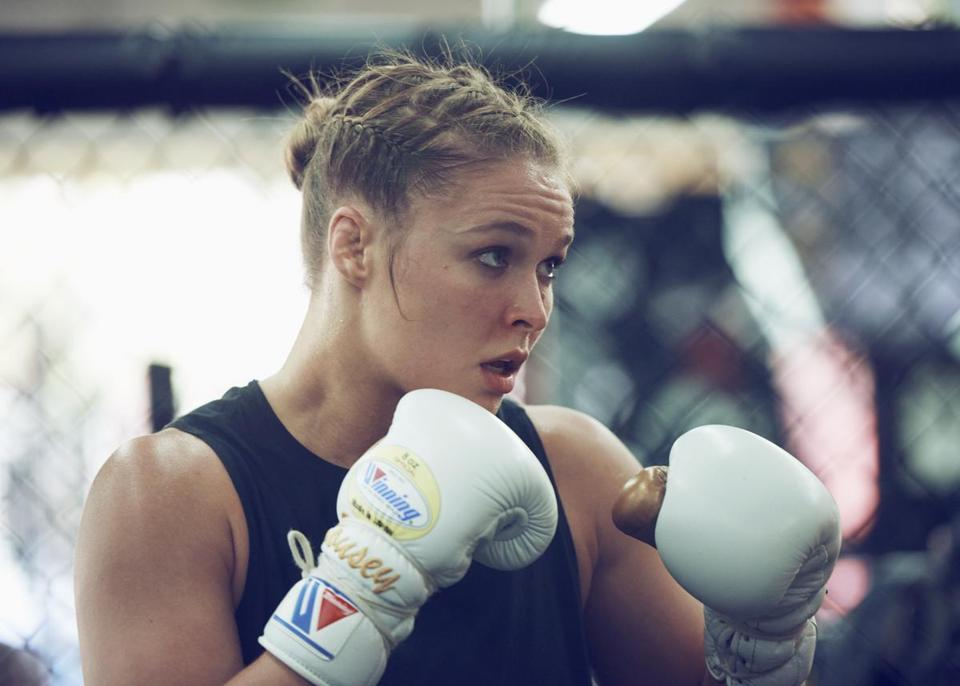 Ronda Rousey's hardest fight of her life might be at hand, understanding now how far and how fast to push her recovery.