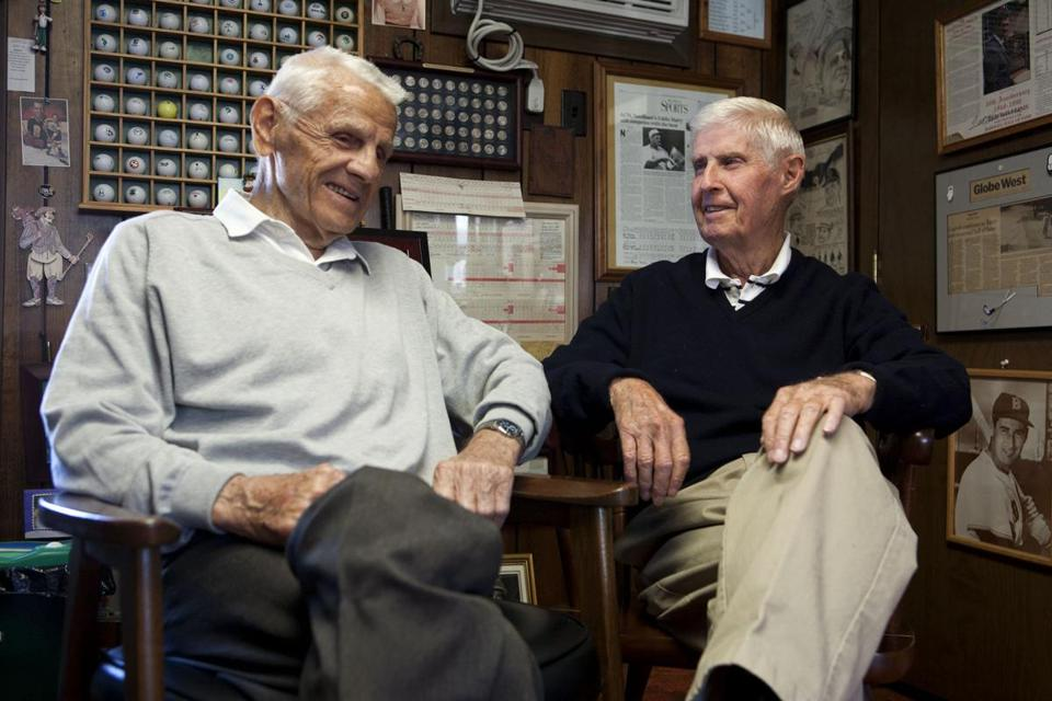 Eddie Barry, 96, Of Needham; Former Bruins Player, Area Coach