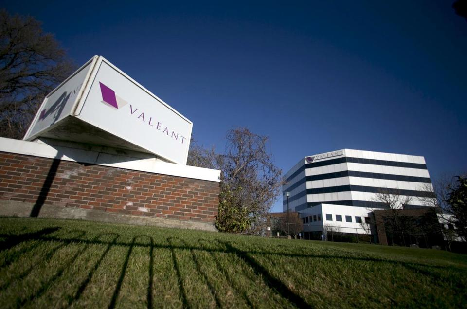 CVS targets Valeant\'s $1,000 fungus drug with restrictions - The ...