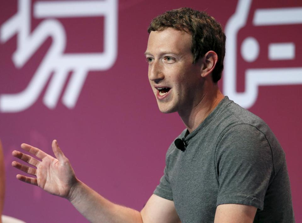 Facebook chief executive Mark Zuckerberg said messaging apps should not be a threat to telecom companies.
