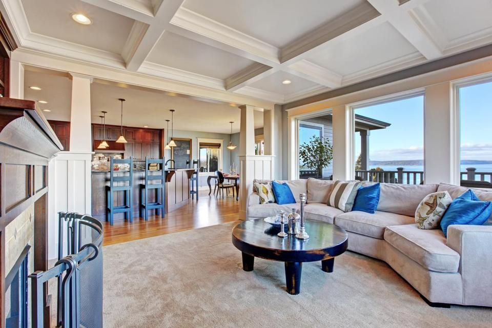 Hardwood Flooring Business Plan: Open Floor Plan Tops Buyer Wish-list