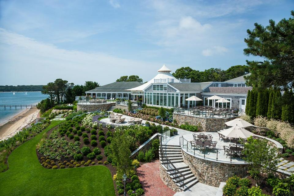 For the first time cape cod has a five star hotel the for Cape cod suites