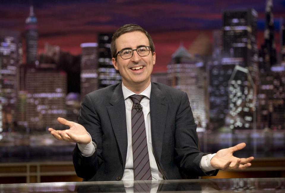 """Last Week Tonight with John Oliver."""