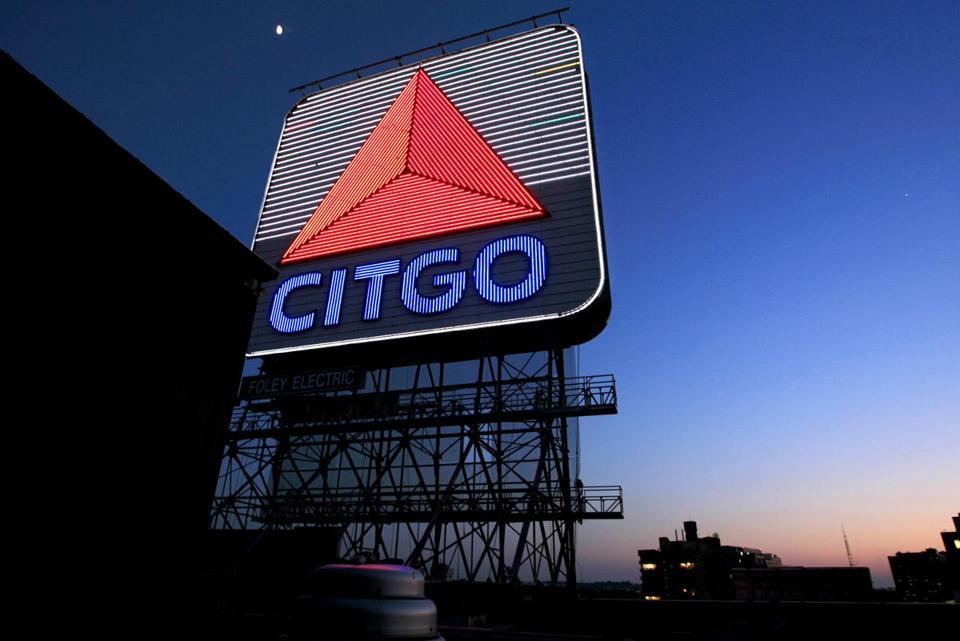 Citgo Sign in Boston