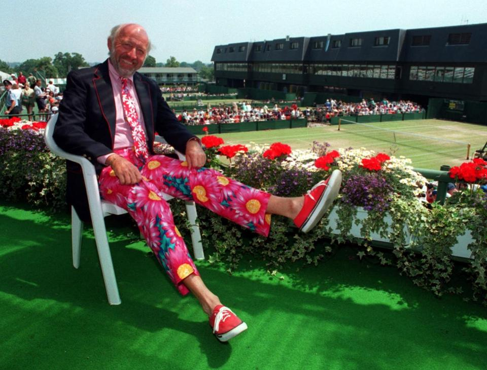 "Bud Collins, who called himself a ""scribbler and a babbler,"" died Friday at his Brookline home."
