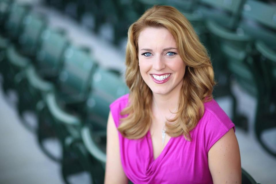 """I have stepped away from Comcast SportsNet,"" Jessica Moran wrote in a text to the Globe."