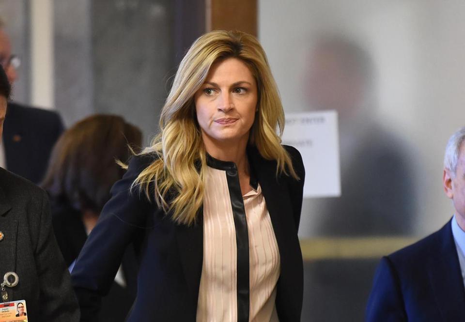 Erin Andrews Awarded 55 Million In Nude Video Lawsuit - The Boston Globe-2658