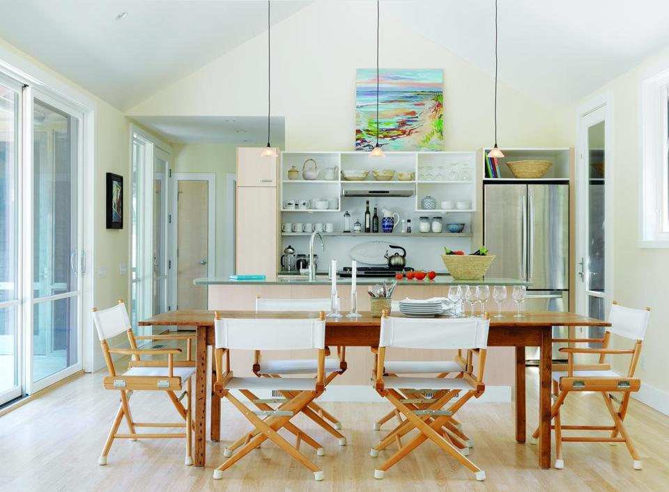 Millennials are living small the boston globe - Kitchen and dining area design crossword ...