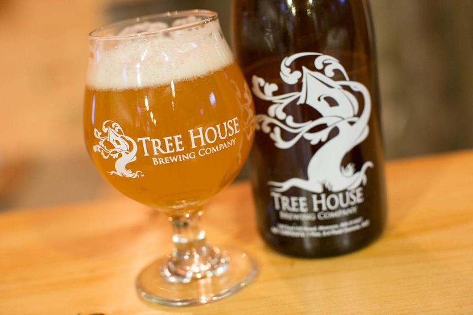 craft beer darling tree house brewing to expand the boston globe. Black Bedroom Furniture Sets. Home Design Ideas
