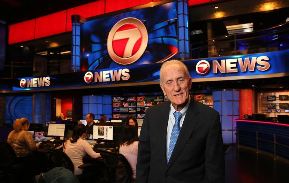 Ed Ansin has owned WHDH in Boston since 1993.