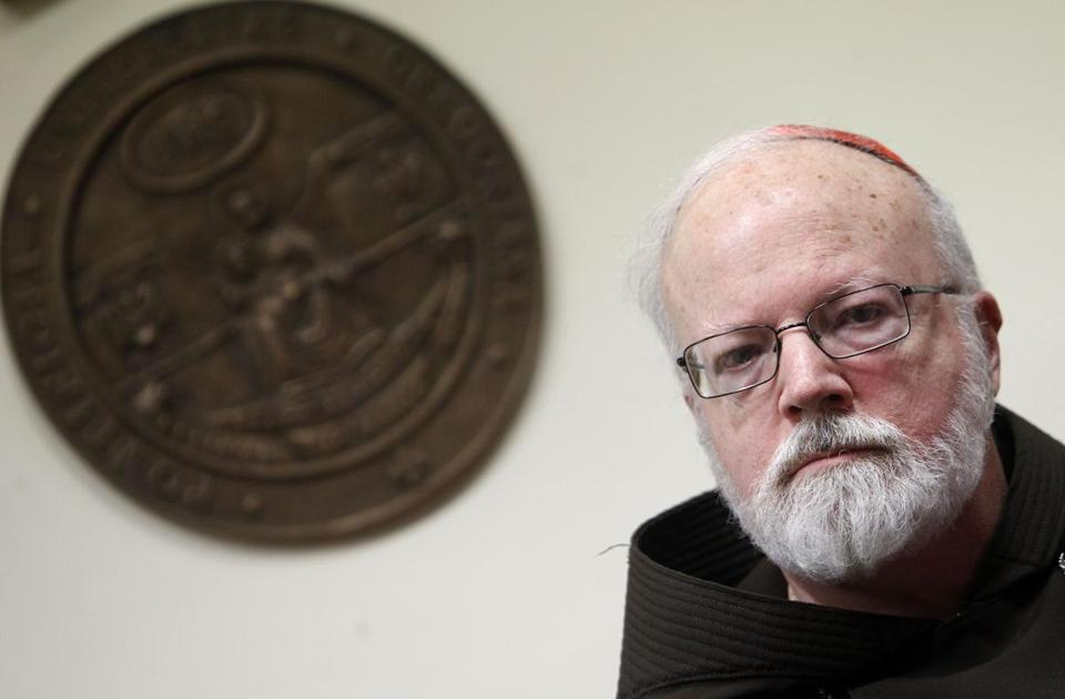 Cardinal Sean Patrick O'Malley attended a press conference in Rome last year.