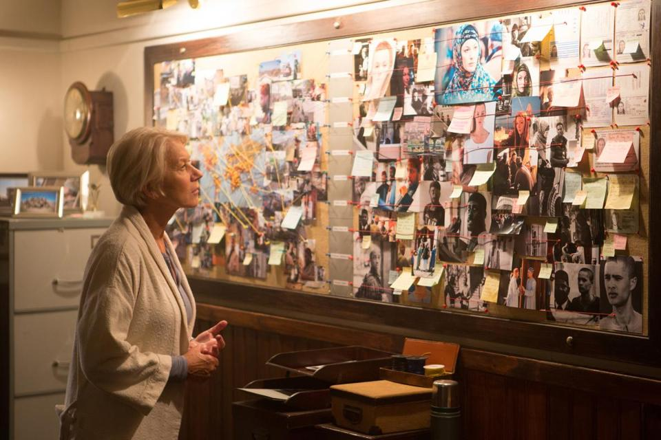 "Helen Mirren stars in ""Eye in the Sky."""