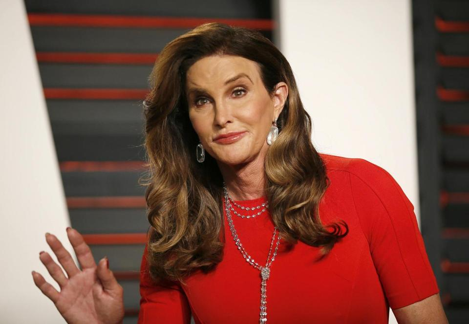 Reality television star Caitlyn Jenner is appearing in a new social media campaign to support a transgender anti-discrimination bill before the state Legislature.