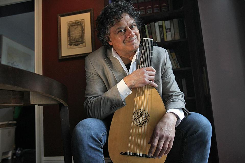 Victor Coelho is a lute player and Boston University scholar specializing in music created four centuries ago.