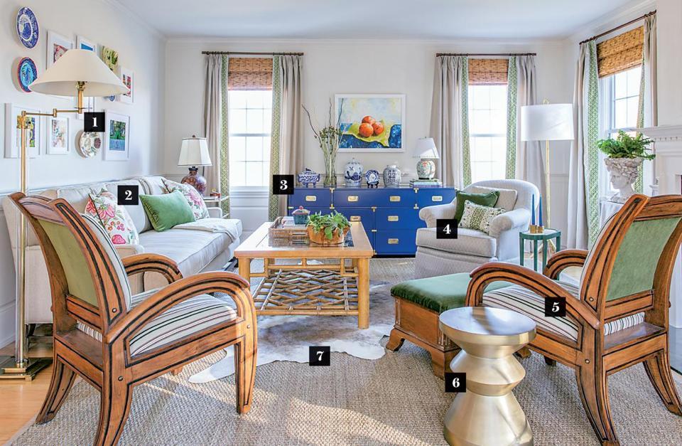 A Designer And Cancer Survivor Creates Happier Family Room
