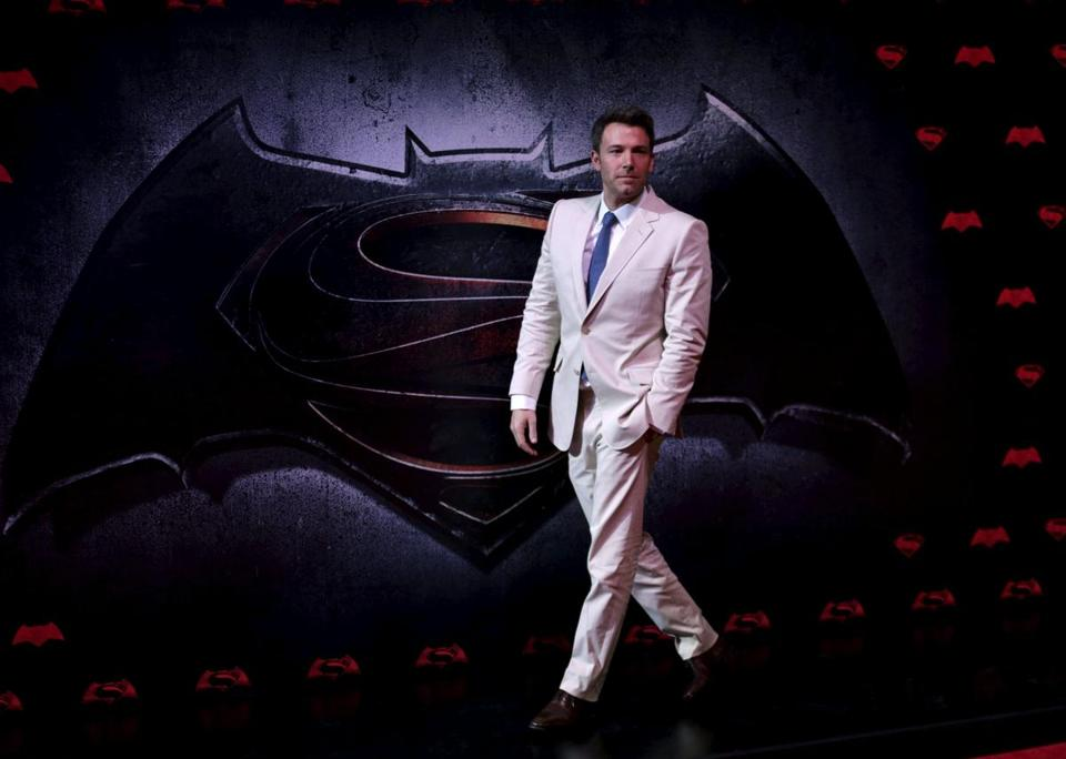 The Ben Affleck tattoo: Real or fake? - The Boston Globe