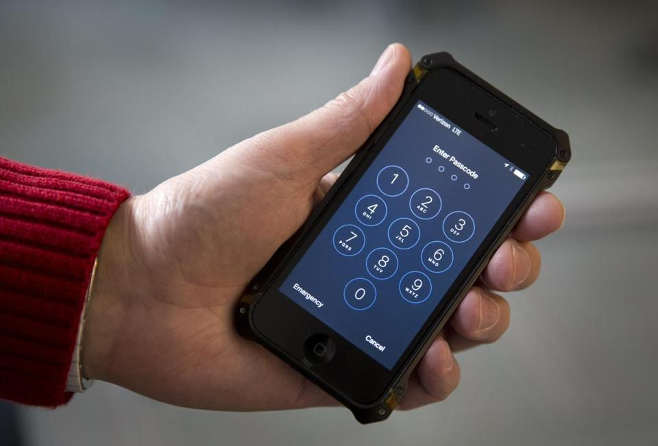 Federal prosecutors said ''an outside party'' has come forward and shown the FBI a possible method for unlocking the phone used by one of the San Bernardino shooters.