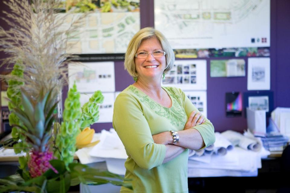 Ms. Wolff Cofounded Copley Wolff Design Group. Among Her Projects Was The  Therapeutic Walking