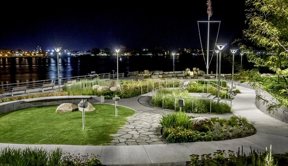 Landscape Architecture Boston: Lynn Wolff, Landscape Architect Who Created Welcoming