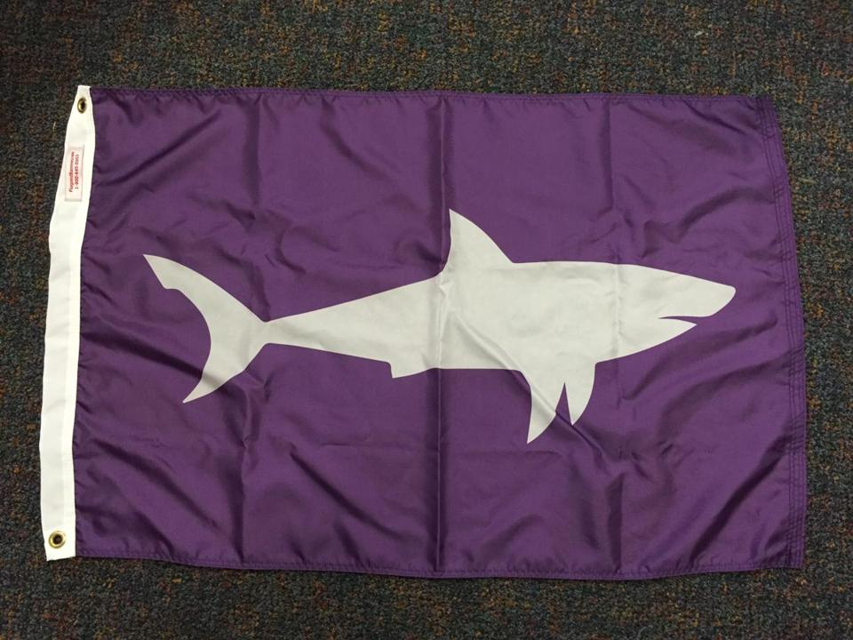 "Along with the app, new  ""shark flags"" will soon fly at Cape Cod beaches when there are sightings."