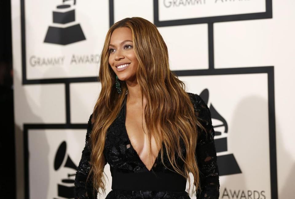 Beyoncé's new album was unveiled Saturday during a one-hour special on HBO.