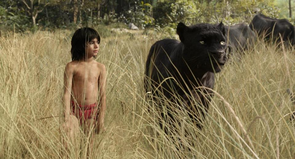 Mowgli is played by Neel Sethi and panther Bagheera is voiced by Ben Kingsley.