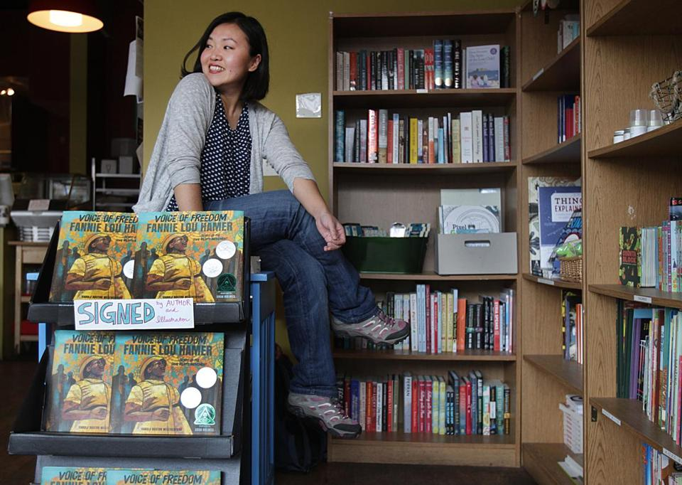 A Bookstore In Dorchester Aims To Be The Neighborhoods Living Room
