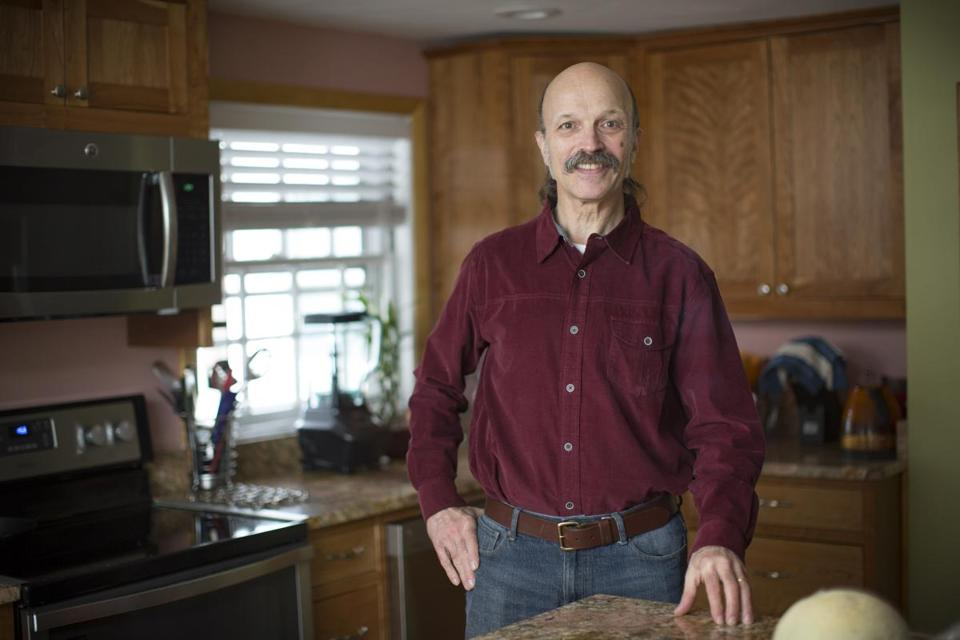 Tufts Health Plan would not pay for a drug that could cure John Tortelli's hepatitis C, even though the virus causes him frequent pain. The reason: His liver is only slightly damaged.