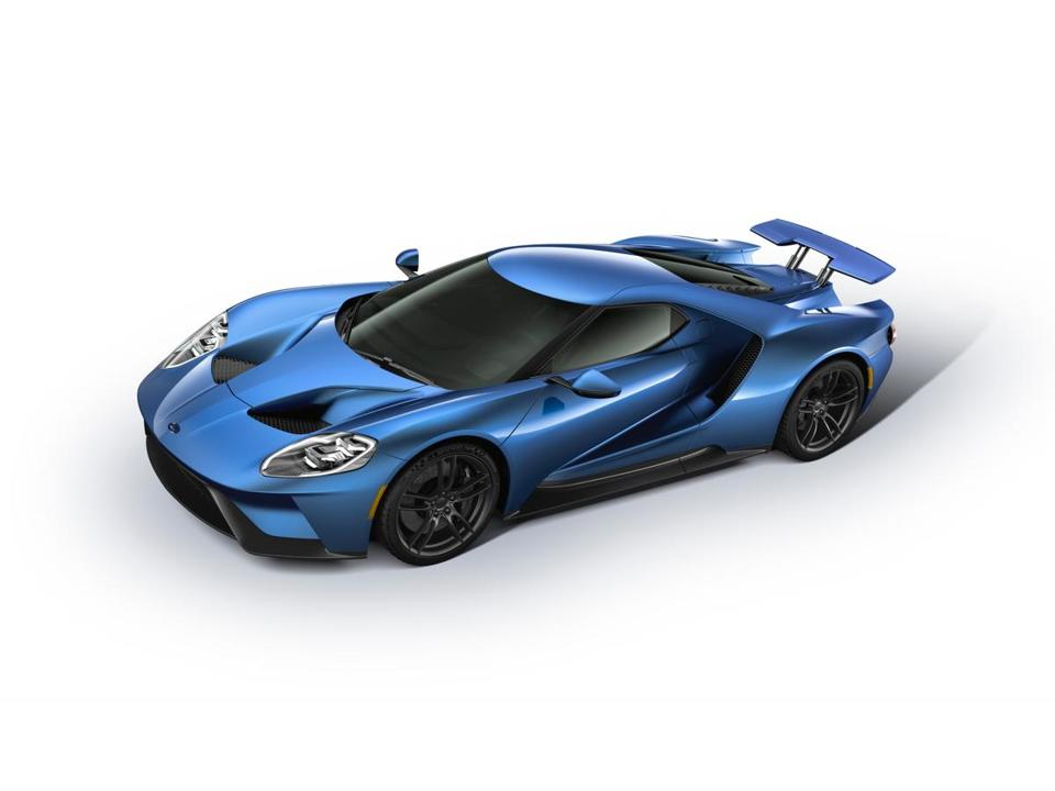 We Applied To Buy A K Ford Gt Heres How It Went The Boston Globe