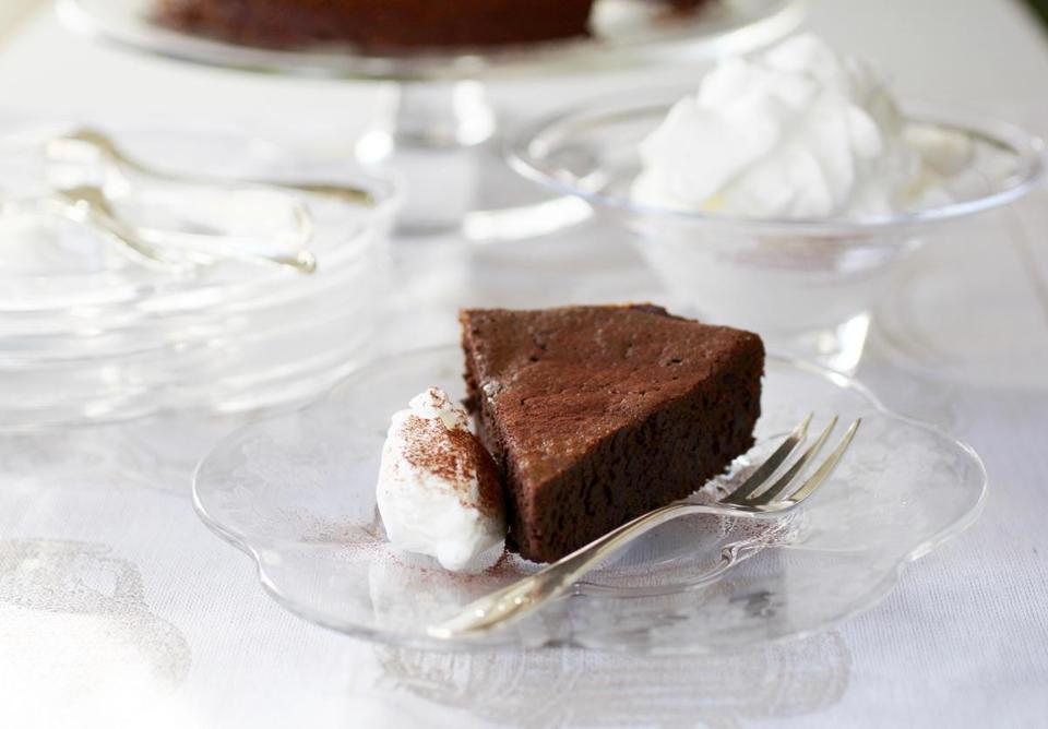 Lisa Yockelson Chocolate Cake Recipe